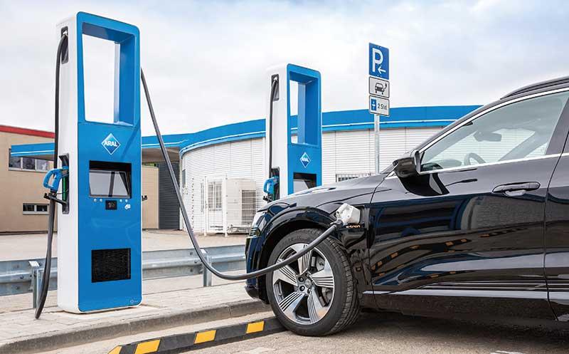 Energiemix für den Transport