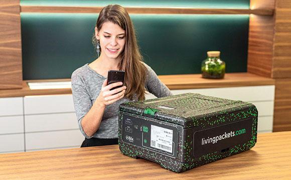 Mehrweg-Box für den E-Commerce