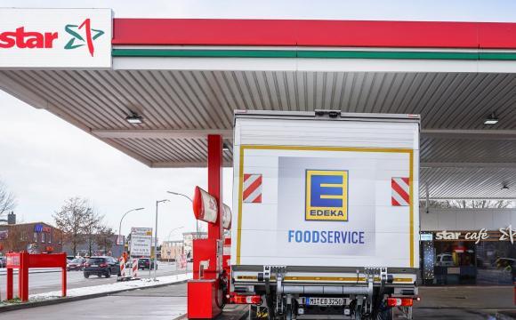 Hilfsaktion für LKW-Fahrer