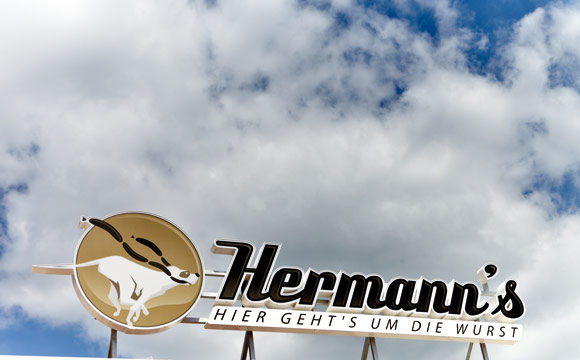 Casualfood: Hermann's goes Autohof