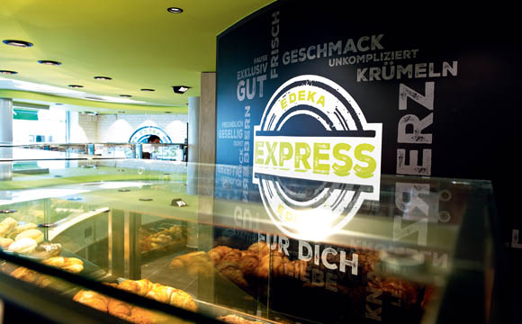 Edekaexpress: Edeka strikes back