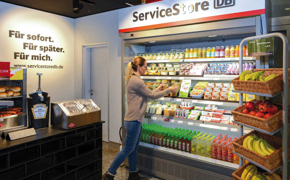 Service Store: DB goes Casual