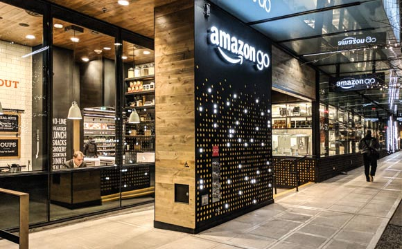 Amazon go: Just Walk Out Shopping